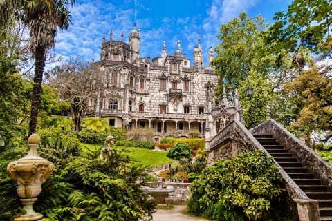 Sintra and Quinta da Regaleira 5-Hour Tour from Lisbon