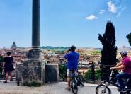Rom: E-Bike-Highlights Erfahrung mit Verkostung von Speisen