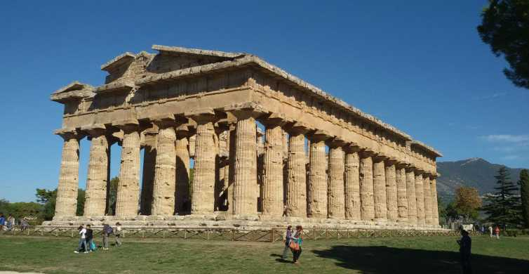 Paestum Tour: Best Preserved Temples in the World (UNESCO)