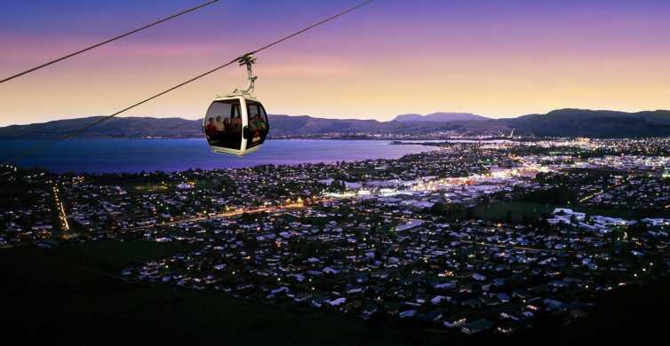New Zealand: Wellington to Auckland 3-Day Tour via Rotorua