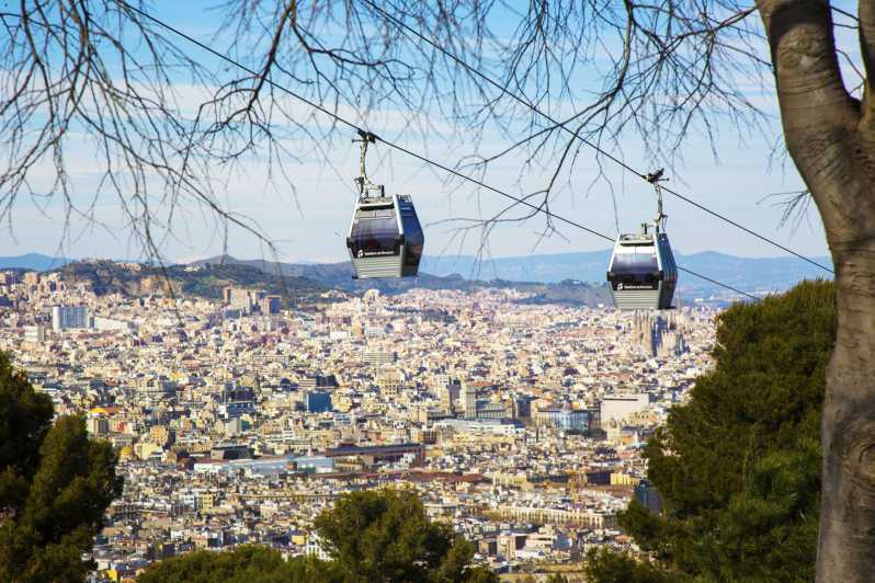 barcelona highlights city tour and montserrat excursion barcelona spain getyourguide barcelona highlights city tour and montserrat excursion
