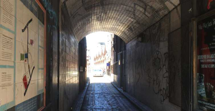 London: Private 3-Hour Jack The Ripper Walking Tour