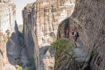 Meteora Rocks: Cliff Scramble Experience
