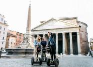 Rom auf dem Segway, Ganztagestour