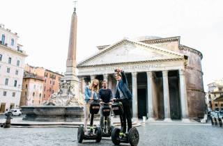 Rom auf dem Segway Tagestour