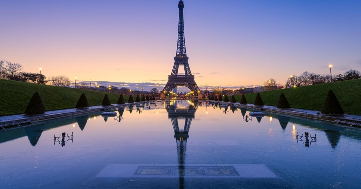 Paris Night Tour The City Of Lights Paris France Getyourguide