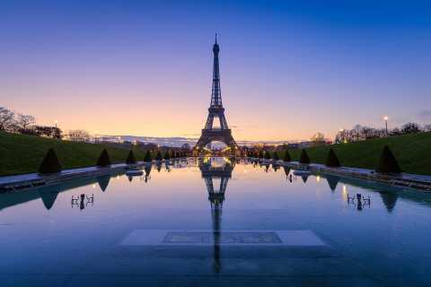 Avondtour Parijs: de Lichtstad