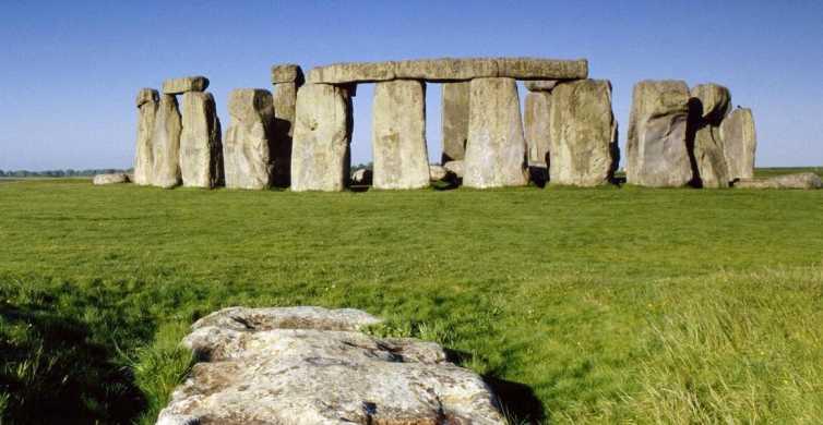 Ab London: Stonehenge, Windsor & Bath Kleingruppentour