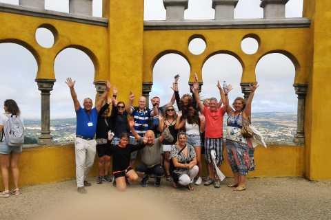 Sintra, Palacio de la Pena, Cascais y cata de vinos de Lisboa