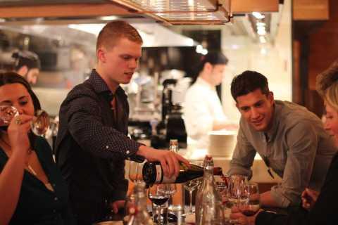 New York: SoHo Wine Tasting