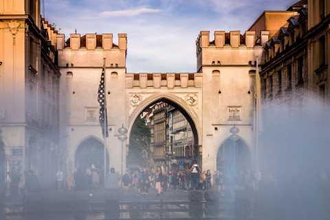 Munich: Original Illuminati & other Secret Societies Trail