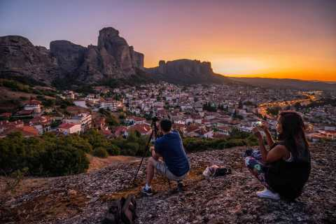 Meteora: Private Photography Tour at Sunrise