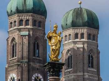 München: Mystische Sagen und Legenden der Altstadt