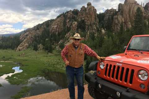 Colorado Springs: Old West High County 4x4 Tour