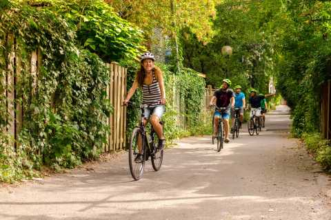 Montreal: Ganztags-Fahrradverleih