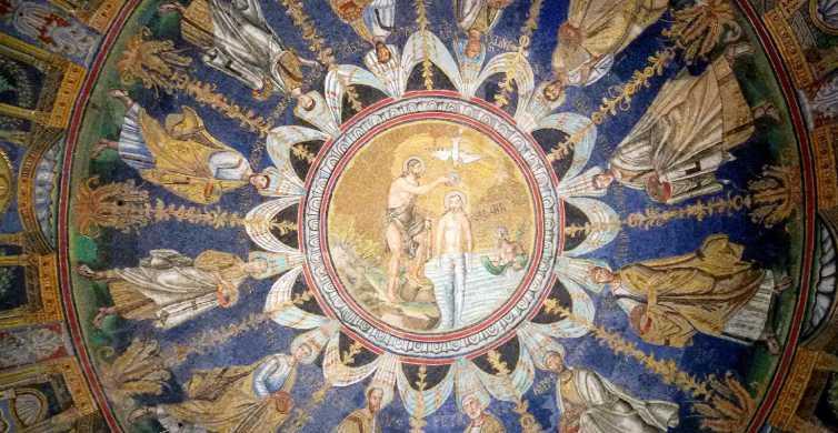Ravenna: tour a pie con impresionantes mosaicos bizantinos