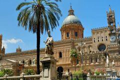 Palermo: Mercados e Monumentos City Centre Walking Tour