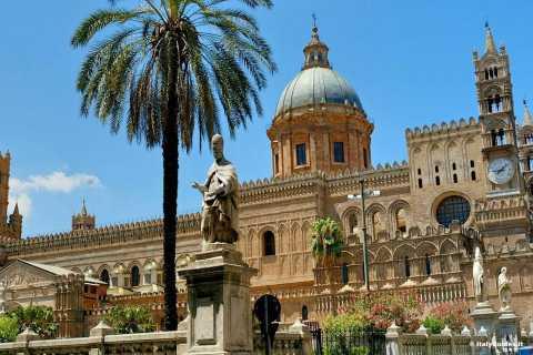 Palerme: visite à pied des marchés et des monuments