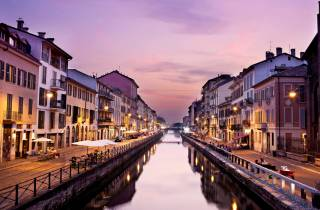 Mailand: Navigli-Erlebnis-Rundgang mit Guide