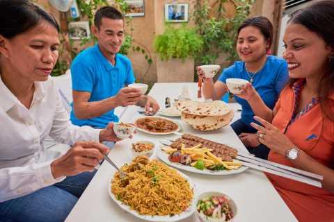 Dubai: Emirati Cuisine Guided Food Tour with Dinner