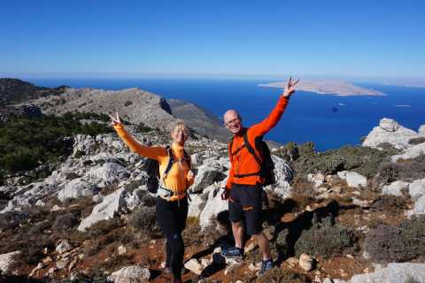 Rhodes Akramitis Mountain: Hike to the Top