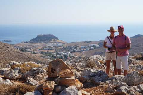Easy Hiking Tour around Ancient Lindos