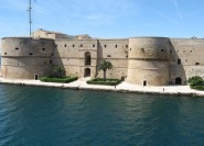 Taranto: 2 Seas Walking Tour