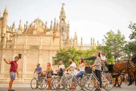 Seville: 3-Hour Historical Bike Tour