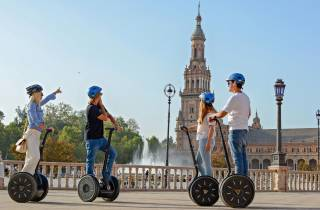 Sevilla: Segway-Panoramatour
