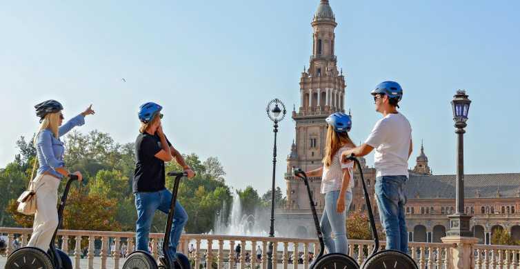 Seville: Panoramic Segway Tour