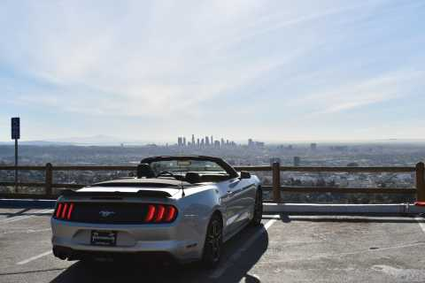 Los Angeles: Private Mustang Celebrity Tour