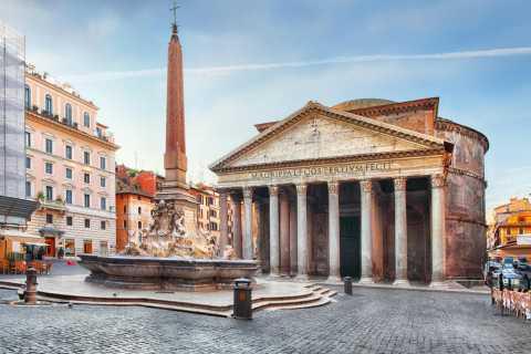 Roma: tour esplorativo della città a piedi