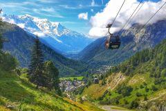 Genebra: Excursão Guiada Chamonix-Mont-Blanc 1 Dia