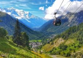 Quoi faire à Genève - Depuis Genève: excursion guidée au Mont-Blanc et à Chamonix