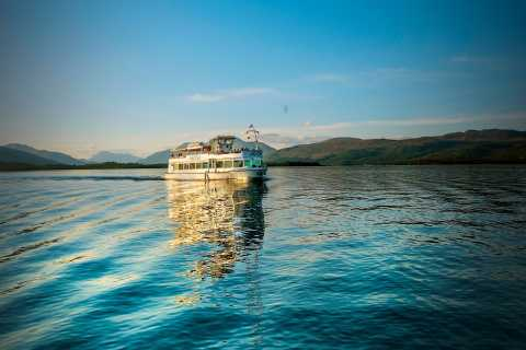 Loch Lomond: Abendkreuzfahrt