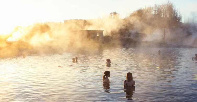 Från Reykjavik: Gyllene cirkeln och Hemliga lagunen