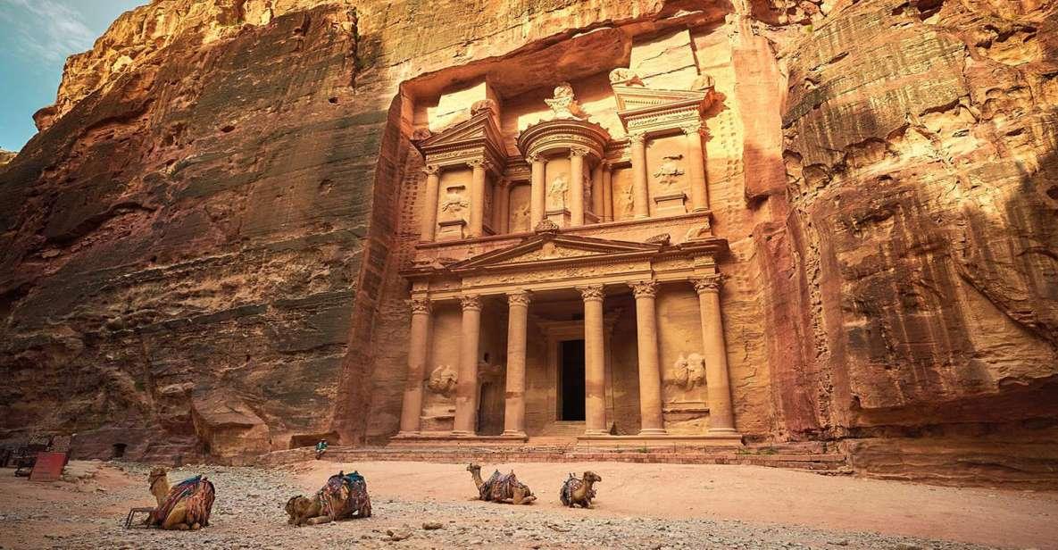 Петра поездка из Аммана