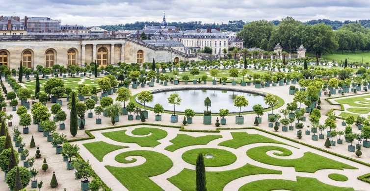 Skip the Line Versailles Half-Day Tour & Hotel Transfer