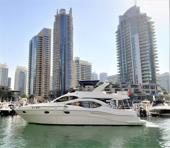 Dubai: privétocht met jacht