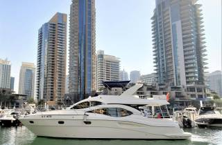 Dubai: Private Yacht-Fahrt
