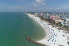 De Orlando: Excursão à Praia de Clearwater com Almoço