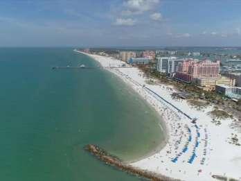Ab Orlando: Clearwater Beach mit Mittagessen – Tagestour