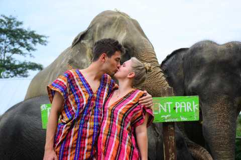 Chiang Mai: Private Elephant Care Experience for Couples