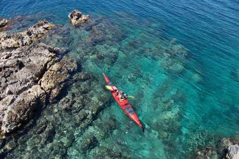 Archipel von Zadar: Kajaktour zu 3 Inseln