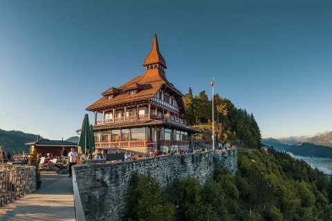 Desde Ginebra: viaje de un día completo a Interlaken