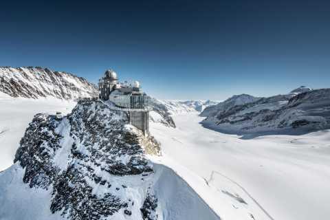 Desde Ginebra: Jungfrau y Interlaken Day Trip