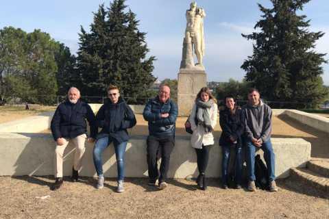 Sevilla: Italica Romeinse ruïnes City Tour