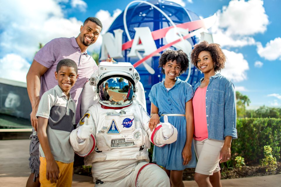 Orlando: Kennedy Space Center and Airboat Tour