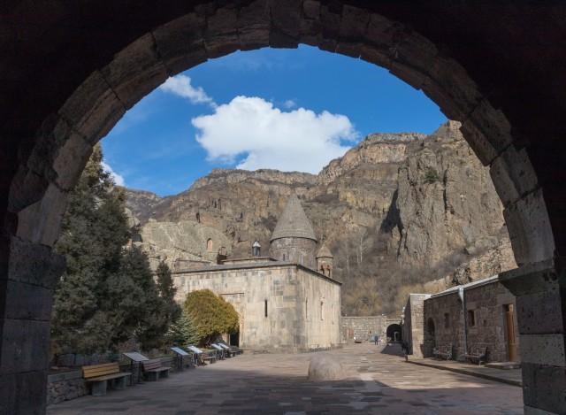 Tour in het oude Garni en middeleeuwse Geghard