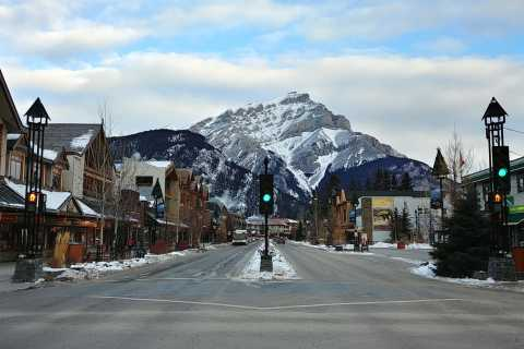 Vancouver: Private 6-Day Rocky Mountain Explorer Tour